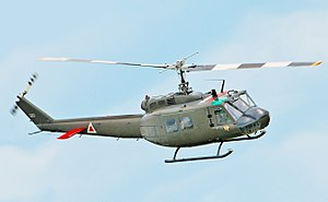 Bell UH-1 Iroquois - Image: UH 1H warbarbird (modified)