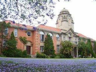 University of KwaZulu-Natal - UKZN Pietermaritzburg Campus