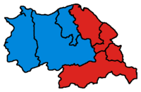 Results of the UK general election 2015 for Clwyd