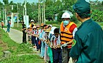 USAID, Red Cross Support Disaster Response Drill in Duy Hoa Commune, Quang Nam Province (8249568196).jpg