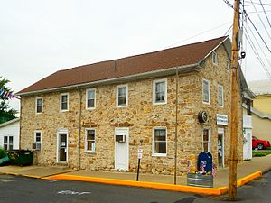 McVeytown, Pennsylvania - Post office