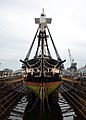 USS Constitution enters dry dock 150519-N-SU274-003.jpg