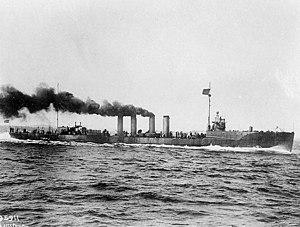 USS Drayton (DD-23) - USS Drayton