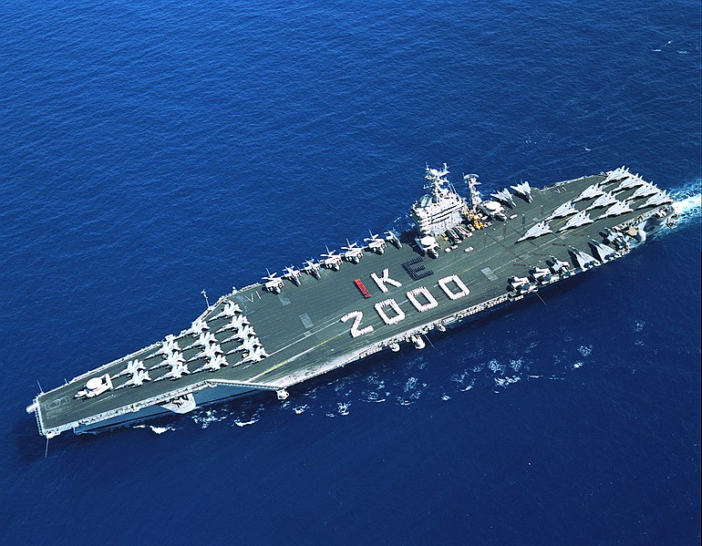 US Navy - Page 40 770px-USS_Eisenhower_CVN-69