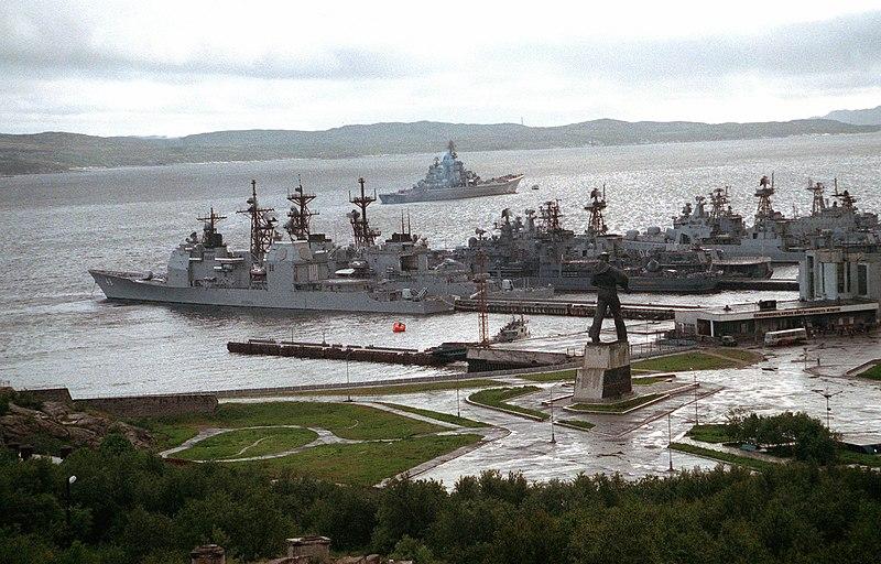 File:USS Yorktown (CG-48) in Severomorsk.jpg