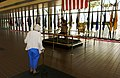 US Navy 030819-N-9593R-186 A patient enters the main hallway at the National Naval Medical Center in Bethesda, Maryland.jpg