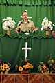 US Navy 080823-N-5642P-027 Lt. Quinn O'Bannon gives a sermon during Mass.jpg