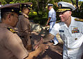 US Navy 110511-N-VY256-168 Rear Adm. Thomas Carney tours a sea turtle sanctuary.jpg
