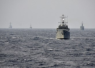 Cooperation Afloat Readiness and Training - CARAT Bangladesh 2011 (Sep. 22, 2011)