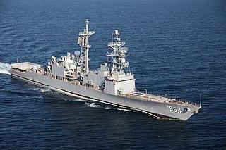 USS <i>Paul F. Foster</i> Spruance-class destroyer