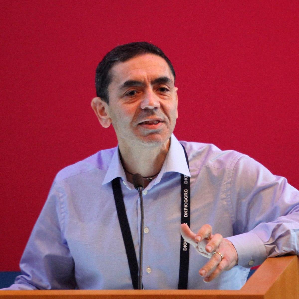 Ugur Sahin Wikipedia