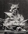 Umberto Boccioni, 1912, Head + House + Light, sculpture destroyed.jpg