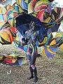 Umbrella body painting installation at WBF 2019.jpg