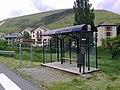 Un arrêt de bus de Castiello de Jaca.jpg