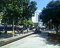 Un buen dia en la Plaza Campo Elias.jpg