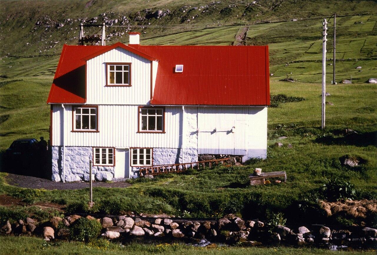 Fichier une maison du village de gj gv aux les f ro 1 for Origine du mot maison