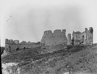 Unidentified castle