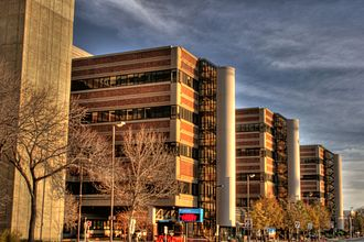 University of Alberta Hospital - Walter C. Mackenzie Health Science Centre