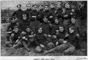 Pittsburgh Panthers football - The 1900 team, competing when the university was still known as WUP, went 5–4 shutting out opponents four times under head coach Dr. M. Roy Jackson