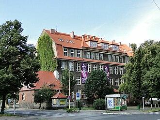 University of Szczecin - Image: Uniwersytet Szczecinski Wydzial Matematyczno Fizyczny