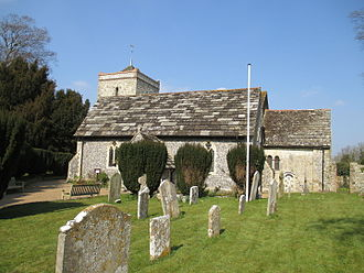 Upper Beeding - Image: Upper Beeding Priory Church