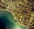 Urakawa town center area Aerial photograph.1978.jpg