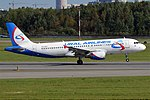 Ural Airlines, VQ-BCZ, Airbus A320-214 (25745805592) (2).jpg