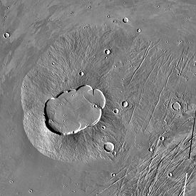Image illustrative de l'article Uranius Mons
