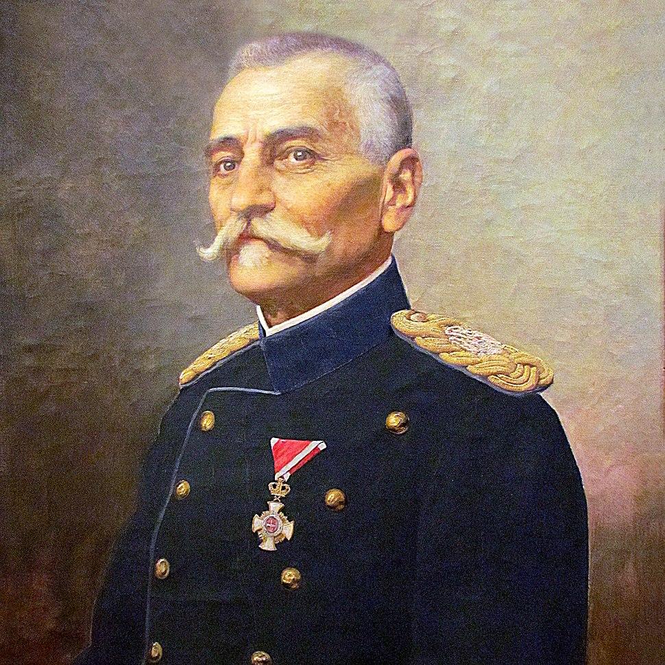 Uros Predic, King Peter I Karadjordjevic in general's uniform, 1922