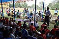 Utthita Padasana Demonstration - Football Workshop - Nisana Foundation - Sagar Sangha Stadium - Baruipur - South 24 Parganas 2016-02-14 1381.JPG