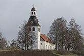 Fil:Vårdnäs kyrka mot nordöst Östergötland.jpg