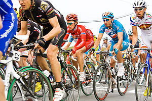 Cycling - Tro-Bro Léon racing, 2009