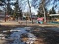 Völgy Street Kindergarten, playground, 2017 Budapest.jpg