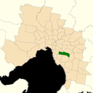 Electoral district of Oakleigh state electoral district of Victoria, Australia