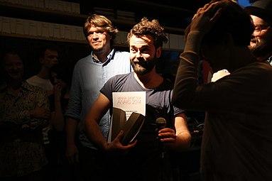 VIS - Vienna Independent Shorts 2014 Music Video Awards at Heuer am Karlsplatz 09 Antonin B Pevny.jpg