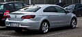 VW CC 2.0 TDI BlueMotion Technology (Facelift) – Heckansicht, 24. Juni 2012, Ratingen.jpg