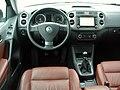 VW Tiguan 1.4 TSI BlueMotion Technologie Sport&Style Veneziengrün Interieur.JPG
