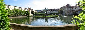 Валленштейнский дворец и сад