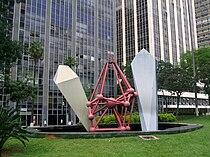 Vale do Anhangabaú, escultura 1.JPG