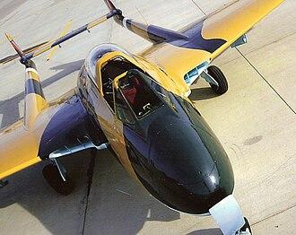 Warbird - Restored de Havilland Vampire warbird