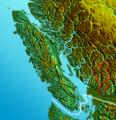 Vancouver Island-relief GaribaldiRanges.png