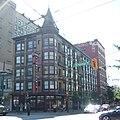 Vancouver Pennsylvania Hotel Woods Hotel 2011.jpg