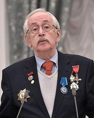 Vasily Livanov - Image: Vasily Livanov 26.01.2017