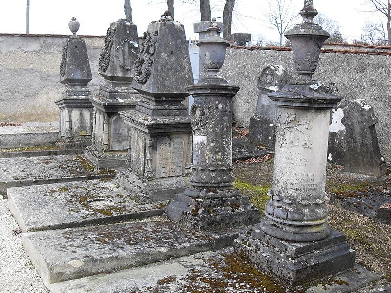 Cimetière Israélite de Vaucouleurs Meuse (55)