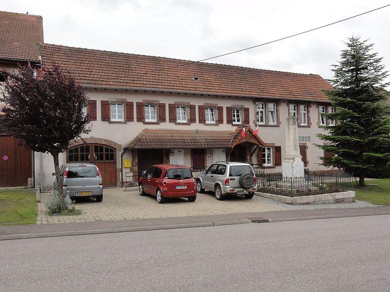 Vaucourt (M-et-M) mairie