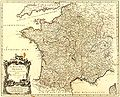 Vaugondy 1750 - Le Royaume de France.jpg