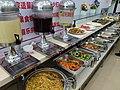 Vegetarian buffet in Shenzhen.jpg