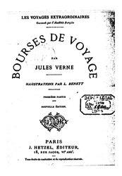 Jules Verne: Bourses de voyage