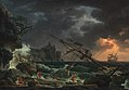 Vernet, Claude Joseph - The Shipwreck - 1772.jpg