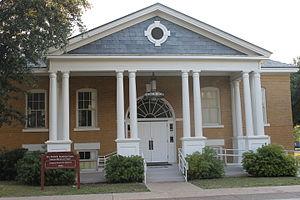 David B. Barkley - The David Barkeley Cantu Memorial Chapel at Laredo Community College